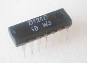 D126; D126D