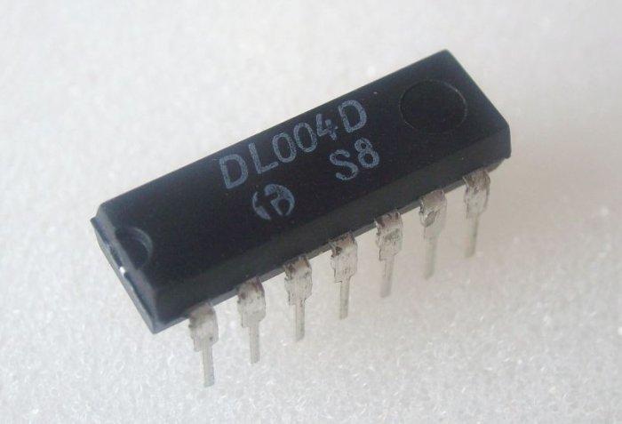 DL004; 74LS04