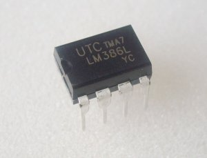 LM386, LM386L