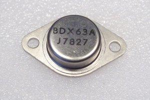 BDX63A; NPN-Darlington