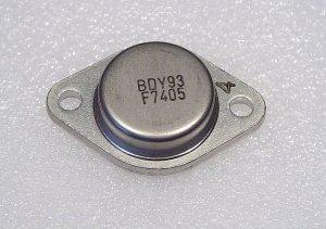BDY93; NPN-Power