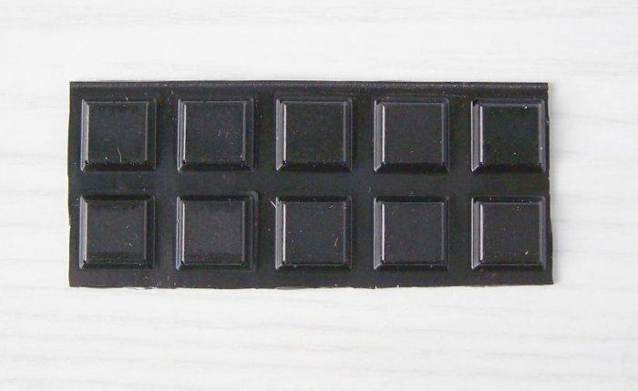 Gerätefüße 12,7x12,7mm