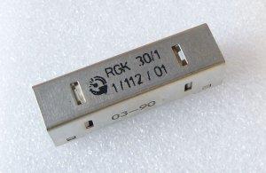 Reed-Rel. RGK30/1-12V