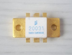 Transistor PTB20031