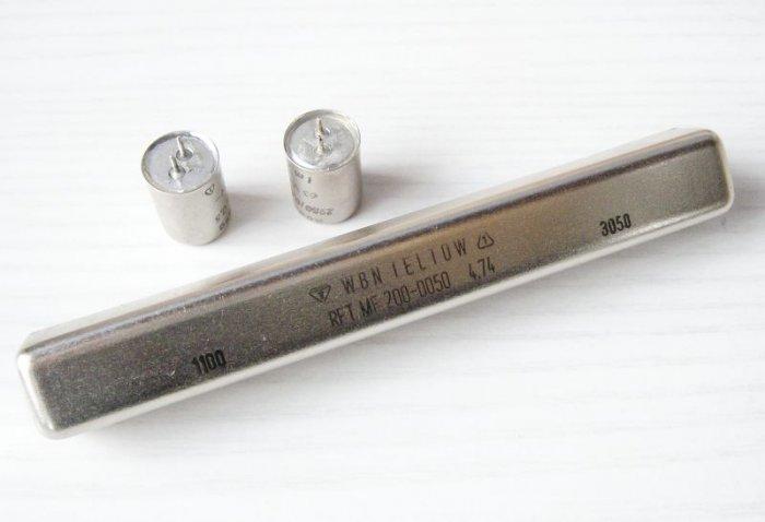 Mechanisches Filter MF200-0050
