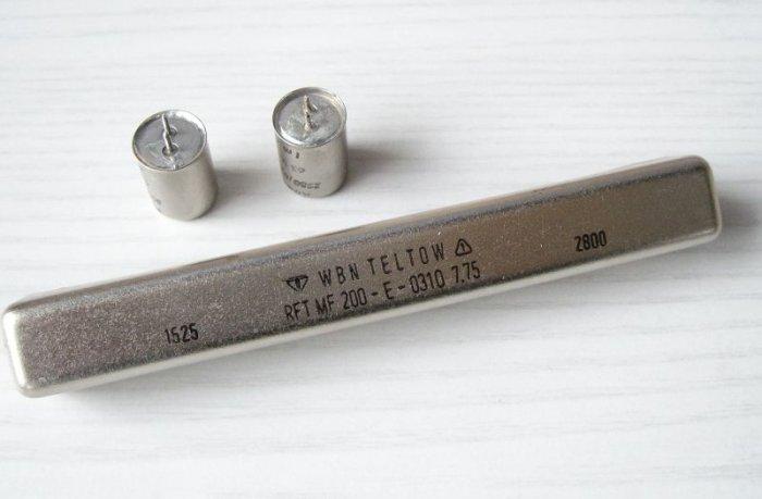 Mechanisches Filter MF200-E-0310