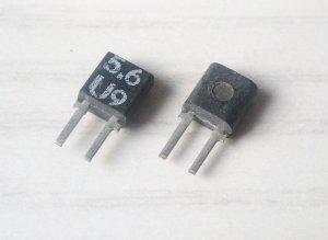 Z-Diode 5,6V / 250mW