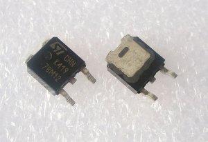 L78M12, 78M12-DPAK