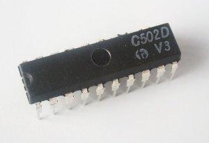 C502, C502D
