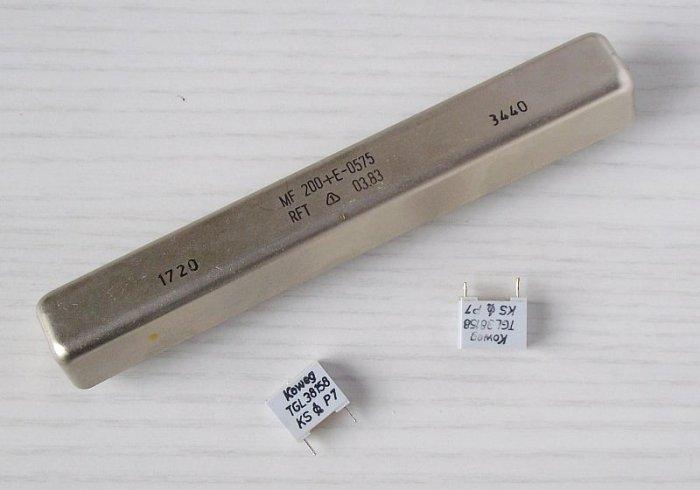 Mechanisches Filter MF200+E-0575