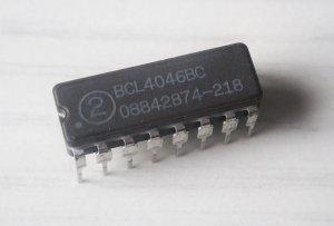 BCL4046BC, SCL4046, MOS4046